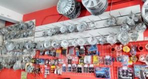 Foto de Lúmina Rodas Reformas e Acessórios em Botucatu, SP por Solutudo