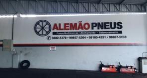Foto de Alemão Pneus em Botucatu, SP por Solutudo
