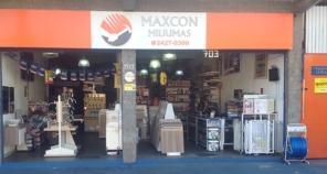 Foto de Maxcon Casa e Construção em Atibaia, SP por Solutudo