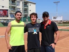 Foto de Léo Tennis em Atibaia, SP por Solutudo