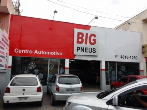 Foto de Big Pneus Centro Automotivo em Jundiaí, SP por Solutudo
