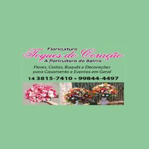 Floricultura Toques do Coração a Floricultura do Bairro