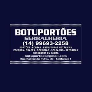 BotuPortões Serralheria
