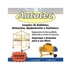 Autotec Serralheria e Locação de Equipamentos