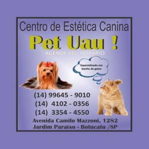Centro de Estética Canina Pet Uau