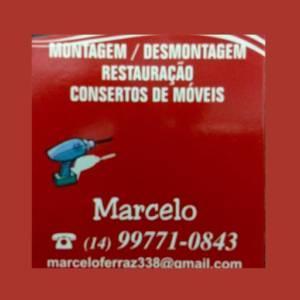 MF Montador de Móveis - Marcelo Ferraz