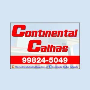 Continental Calhas em Botucatu, SP por Solutudo