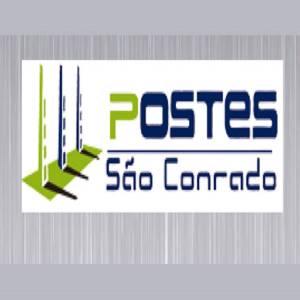 Postes São Conrado em Birigui, SP por Solutudo