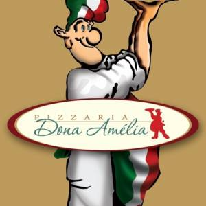 Pizzaria Dona Amélia - Rua do Fico