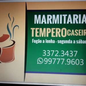 Marmitaria Tempeiro Caseiro
