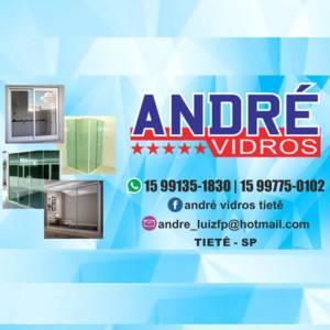 André Vidros em Tietê, SP por Solutudo