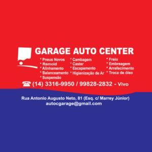 Garage Centro Automotivo  em Marília, SP por Solutudo