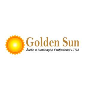 Golden Sun- Áudio e Iluminação Profissional