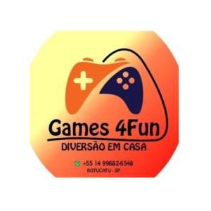 Games 4Fun - Diversão em Casa