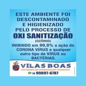 Vilas Boas Soluções em Higienização Avançada em Botucatu, SP por Solutudo