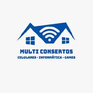 Multi Consertos - Celulares,  Informática e Vídeo Games