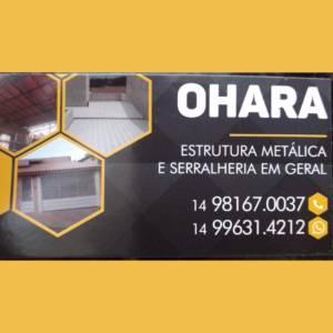 Serralheria Ohara e Estruturas