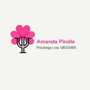 Psicóloga Amanda Pirolla