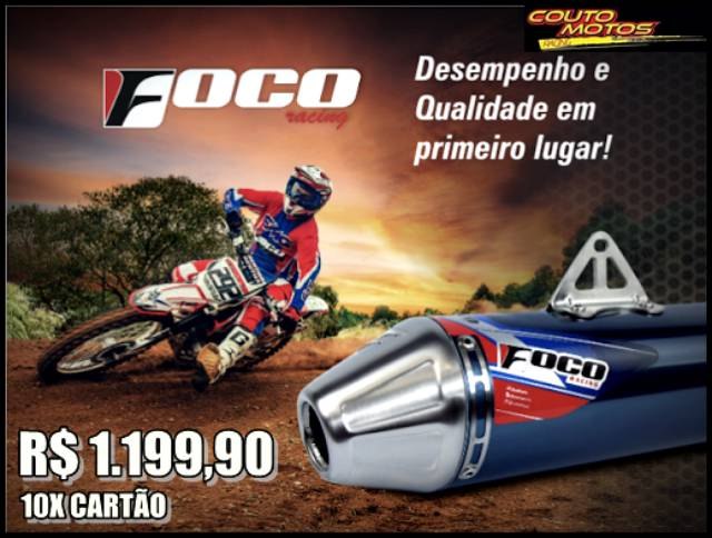 FOCO RACING CRF250F
