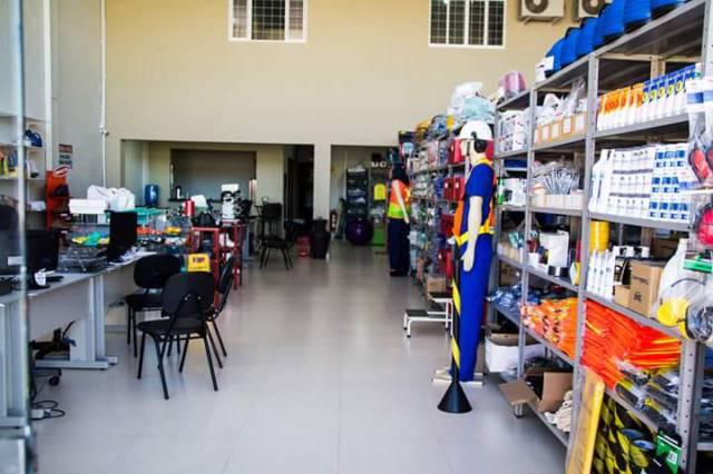 interior da loja