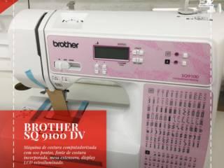 [ACABAMOS DE RECEBER A BROTHER SQ 9100 DV]