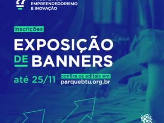 Inscrições Exposição de Banners