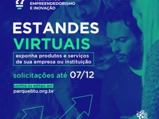 Solicitação de Estandes Institucionais Virtuais
