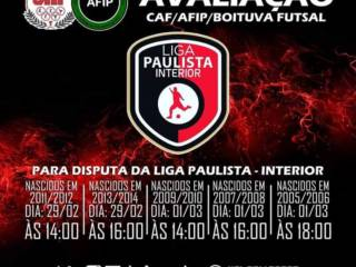 Liga Paulista de Futsal Interior