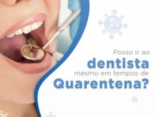 Sim, é possível ir ao dentista em tempos de coronavírus!