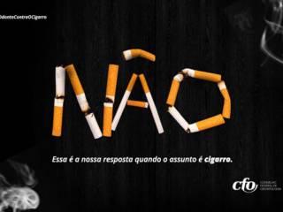 Malefícios do Tabaco à saúde bucal também incluem complicações da Covid-19