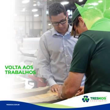 VOLTA AOS TRABALHOS
