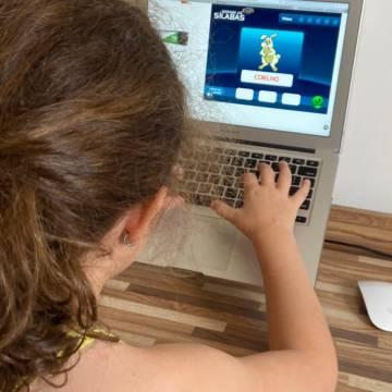 Aulas online na EIPG, são sempre criativas e inspiradoras!