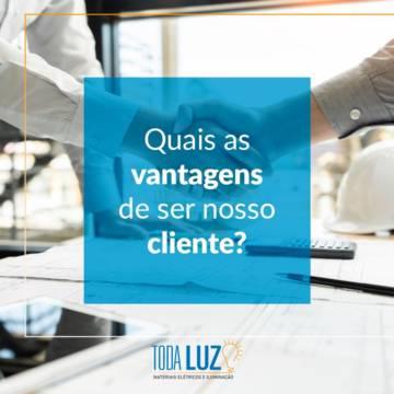 Quais as vantagens de ser nosso cliente?