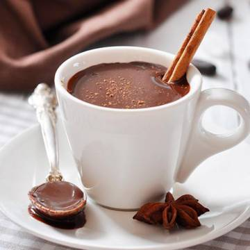 Chocolate Quente Cremoso • R$ 16,90