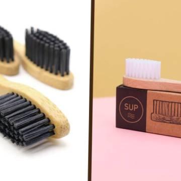 Entenda porque você deve trocar a escova comum pela biodegradável