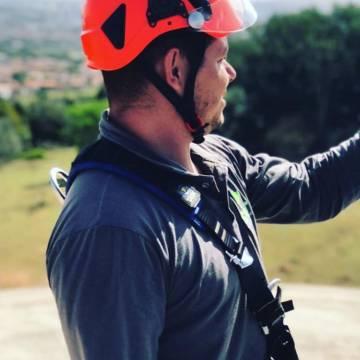 Empresa de trabalho em altura e alpinismo industrial