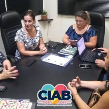 Reunião com AMADAS - Associação de Pais e Mães de Autistas de Bragança Paulista.