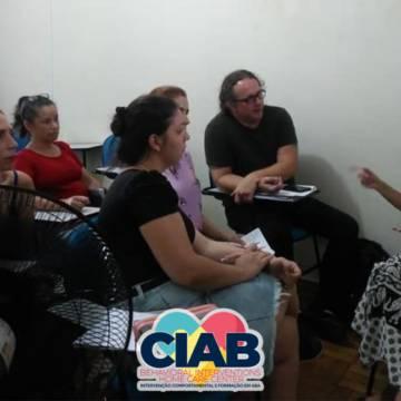 Aula com a Professora Dra. Fernanda Calixto no curso VB MAPP
