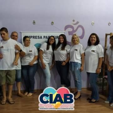 Inauguração CIAB: Equipe