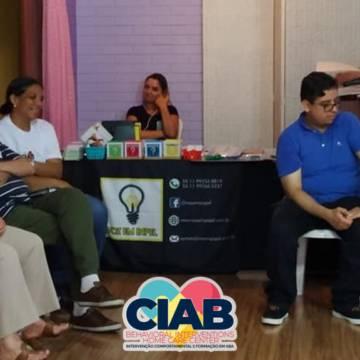 Inauguração CIAB: Famílias