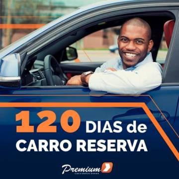 120 dias de carro reserva