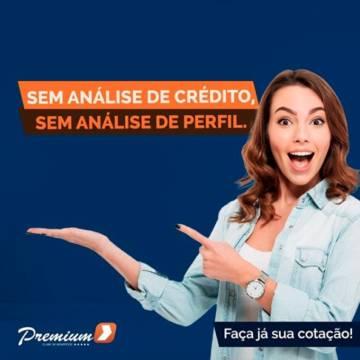 Sem análise de perfil e de crédito