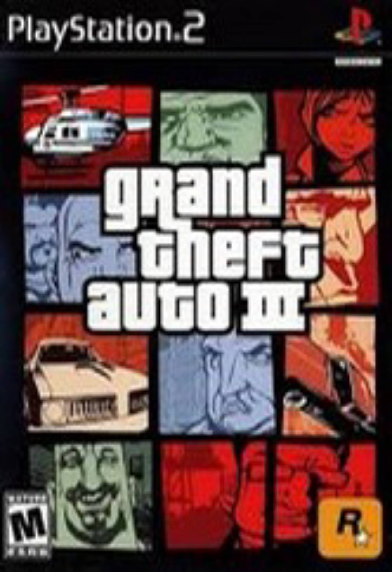 grand theft auto 3 - ps2 (usado) em Tietê, SP por IT Computadores, Games Celulares