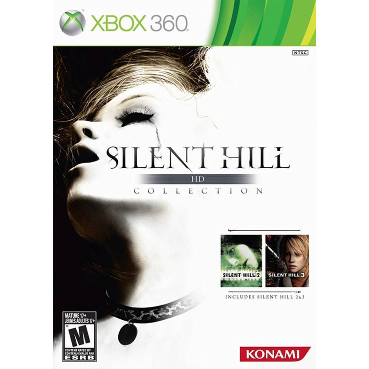 Silent Hill HD Collection - XBOX 360 por IT Computadores, Games Celulares