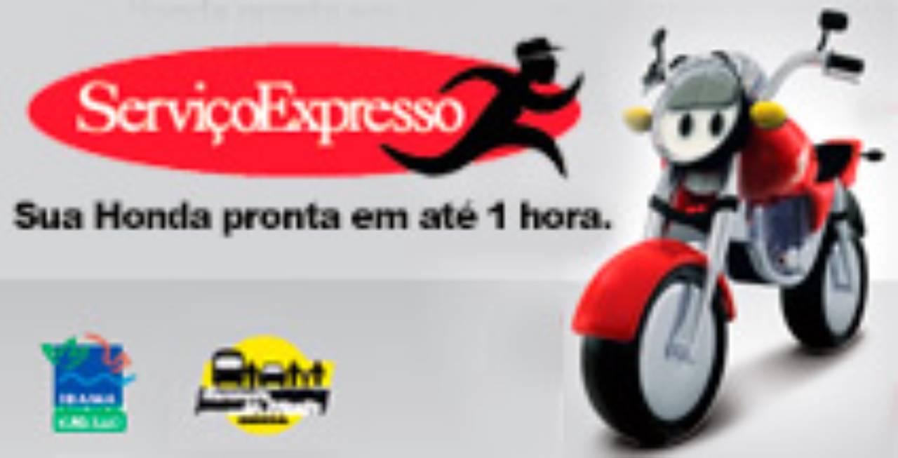 Serviço Expresso em Botucatu, SP por Freire Motos