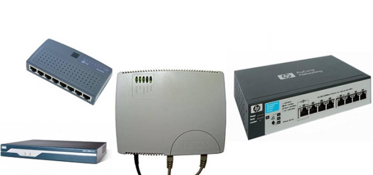Roteadores/switches por Rentex Soluções