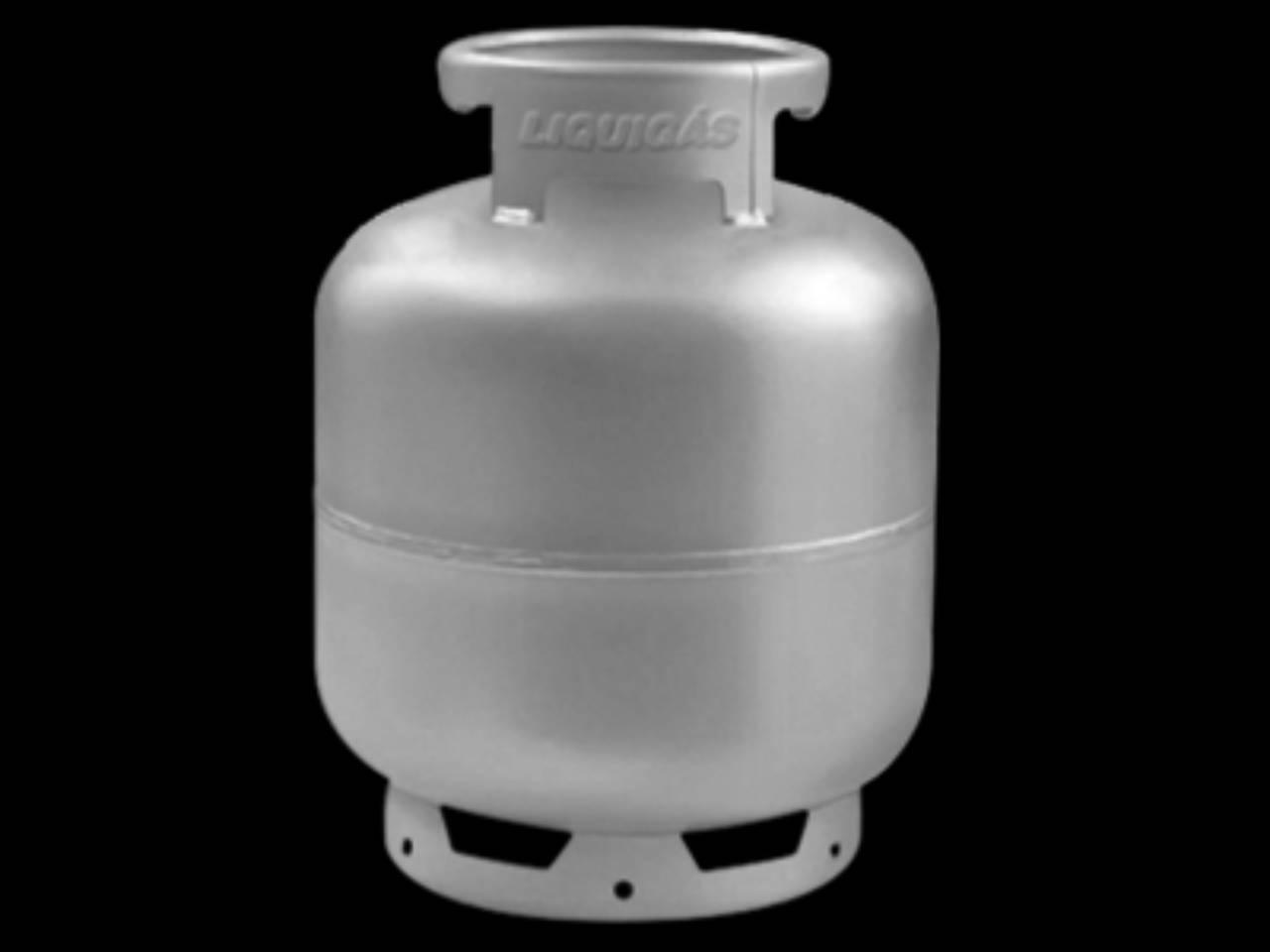 Botijão de gás 13 kg em Botucatu, SP por MG Gás Botucatu