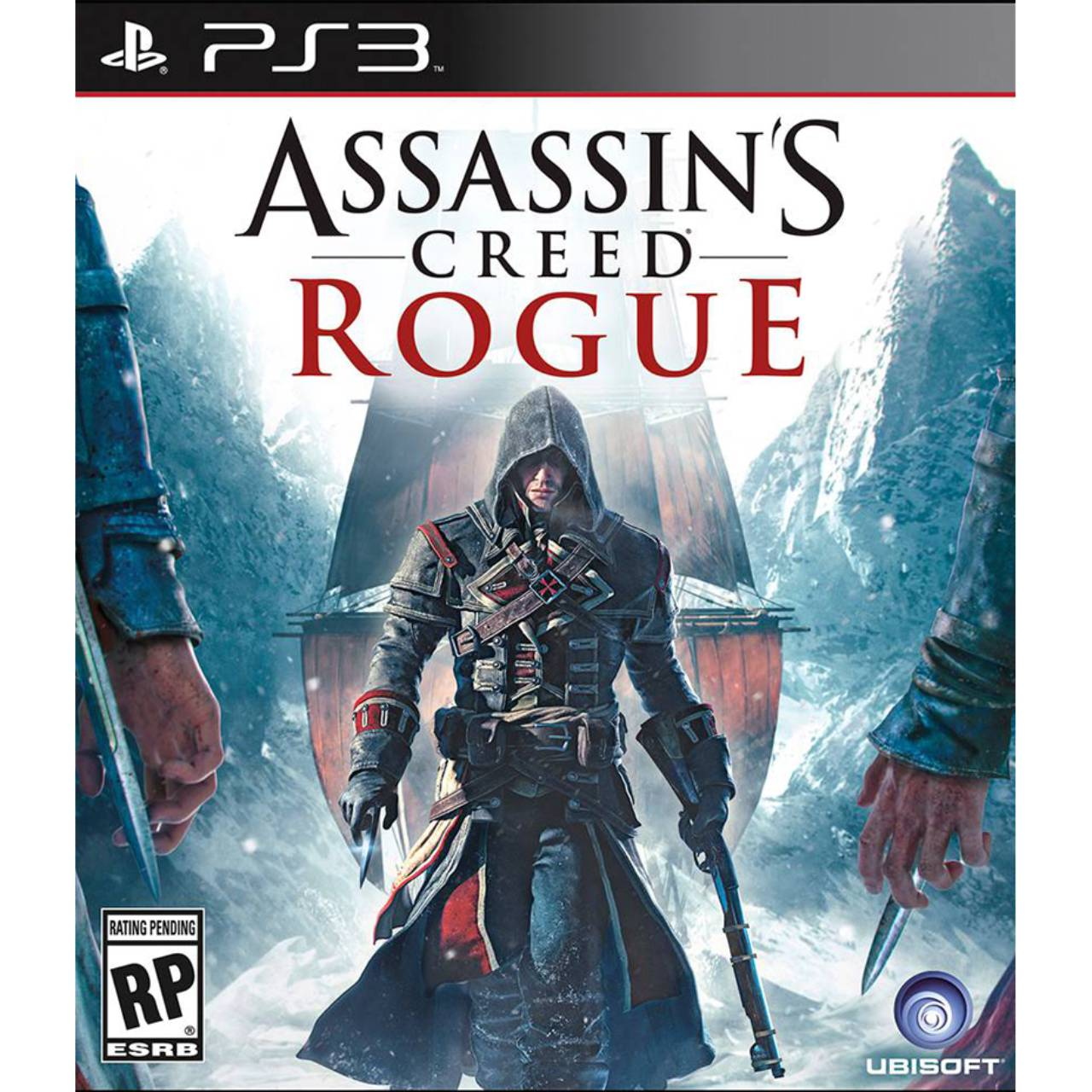 Assassin's Creed: Rogue - PS3 por IT Computadores, Games Celulares