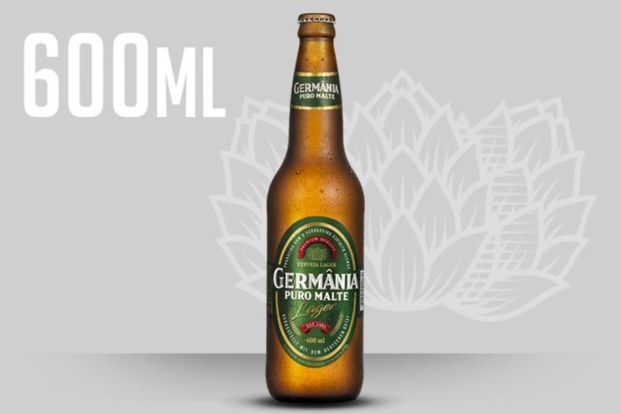 Cerveja Germânia Puro Malte em Atibaia, SP por Chopp Germânia