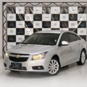 CHEVROLET CRUZE – 1.8 LTZ 16V FLEX 4P AUTOMÁTICO 2014 em Botucatu, SP por Seven Motors Concessionária